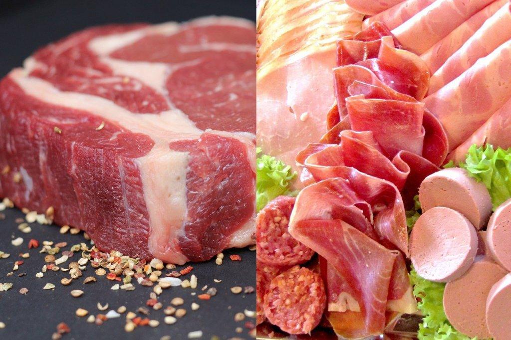 生肉-加工肉